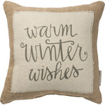 Pillow - Warm Winter Wishes