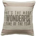 Pillow-Most Wonderful