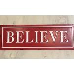 Believe (Red)