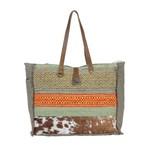 Myra Bags Lustre Weekender Bag