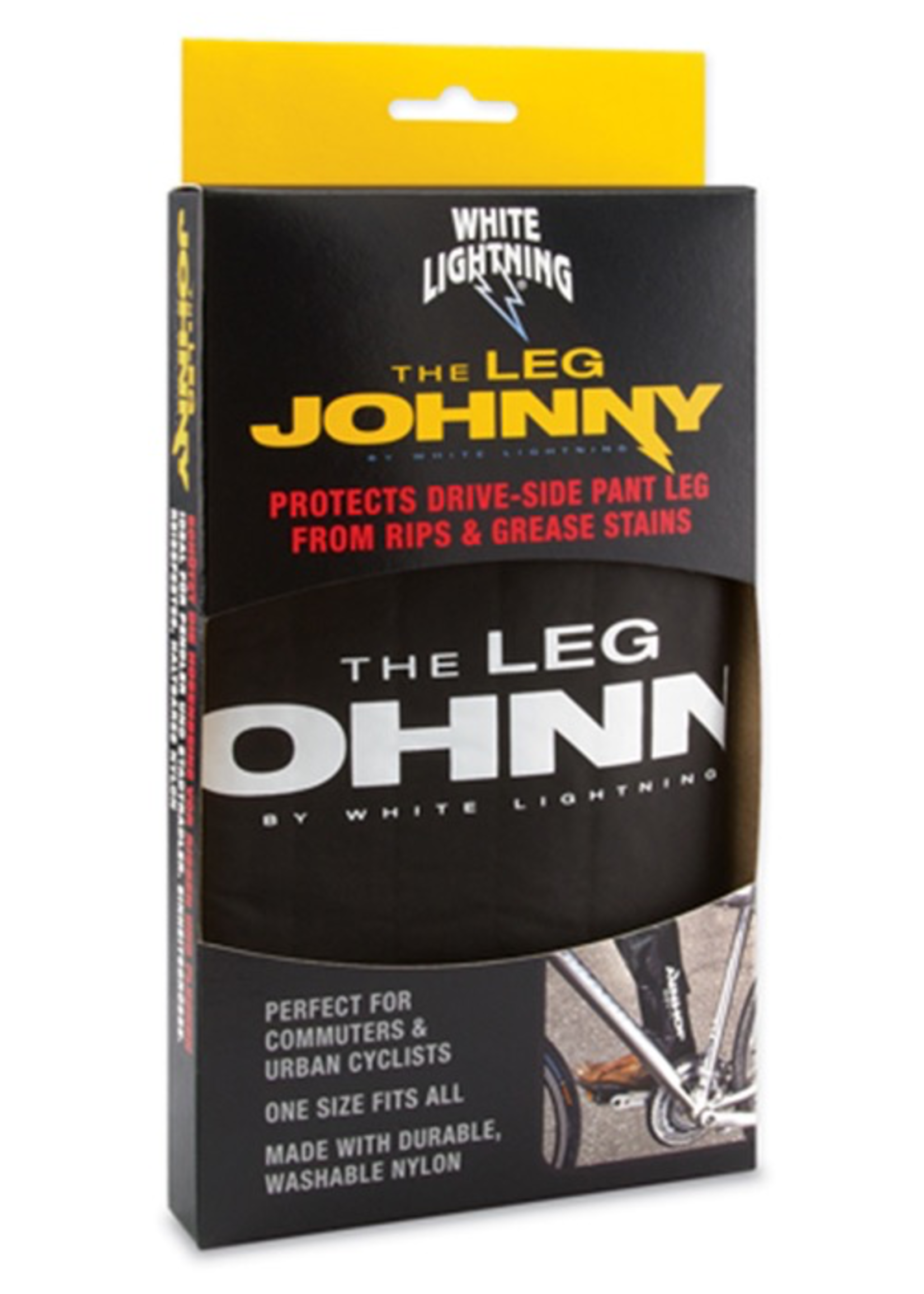 WHITE LIGHTIING - THE LEG JOHHNY