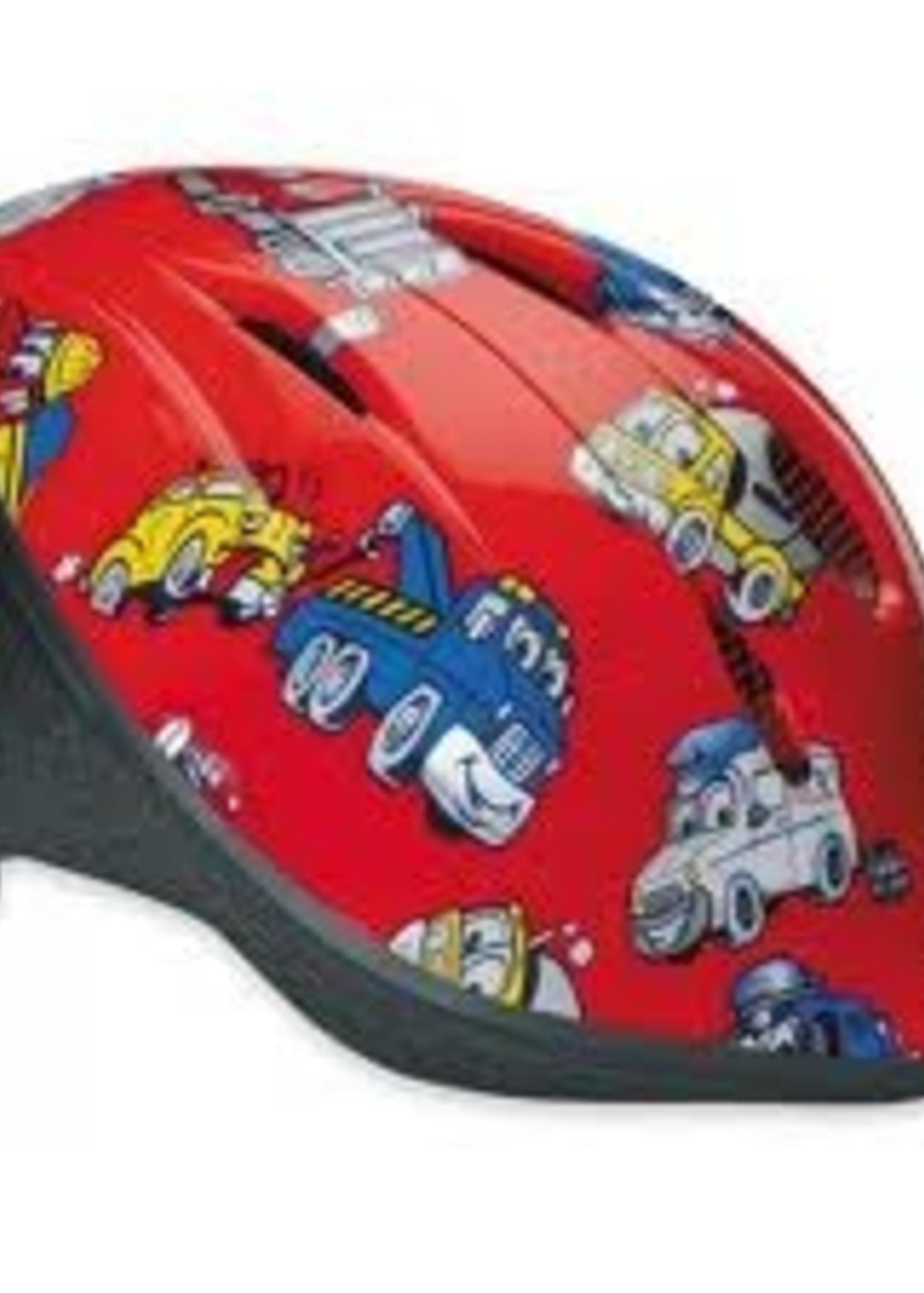 Giro Giro and Bell kids bike helmets
