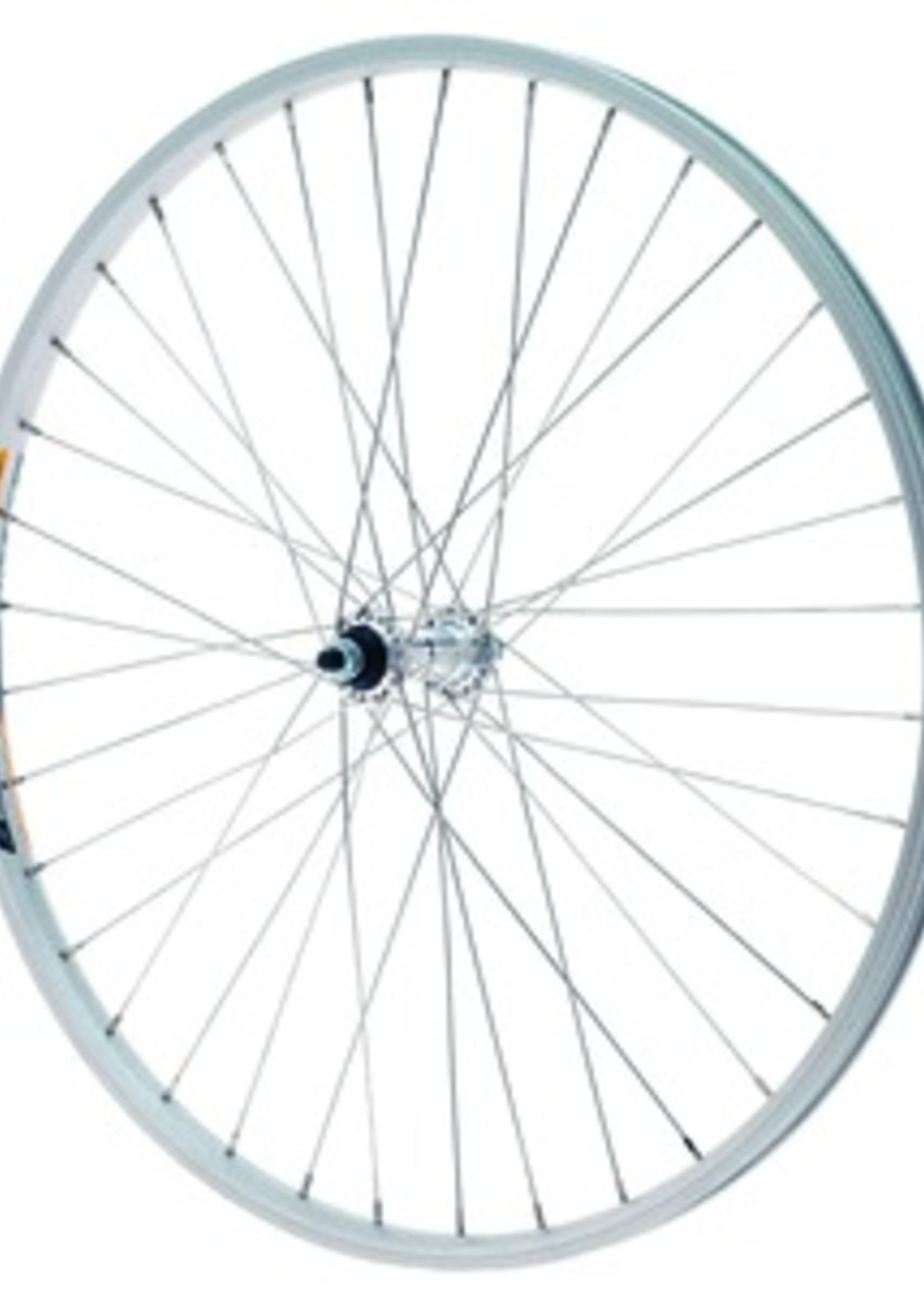 Wheel 700C REAR QR FREE WHEEL