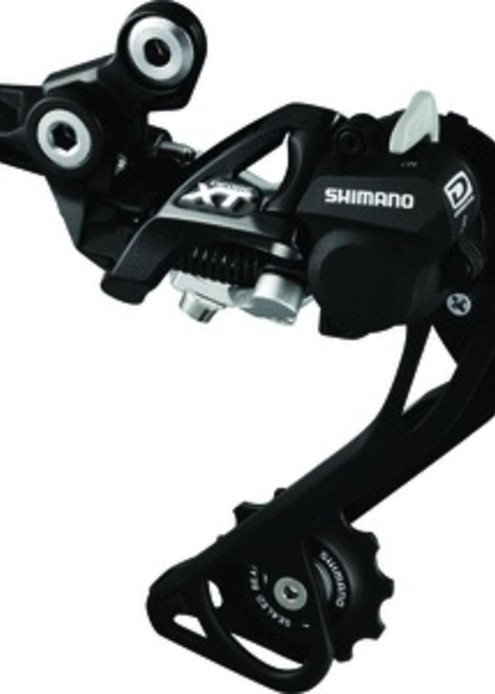 Shimano DERAILLEUR - XT rd-m786 SGS SHDW RDER SLV - WITH CLUTCH