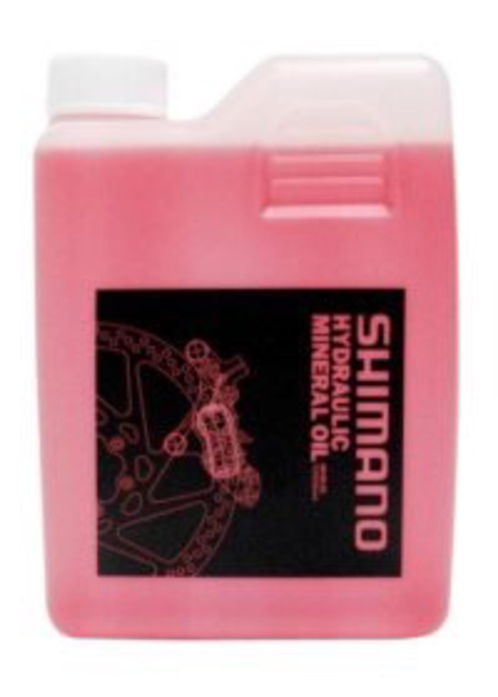 SHIMANO - MINERAL OIL - 1 LITRE