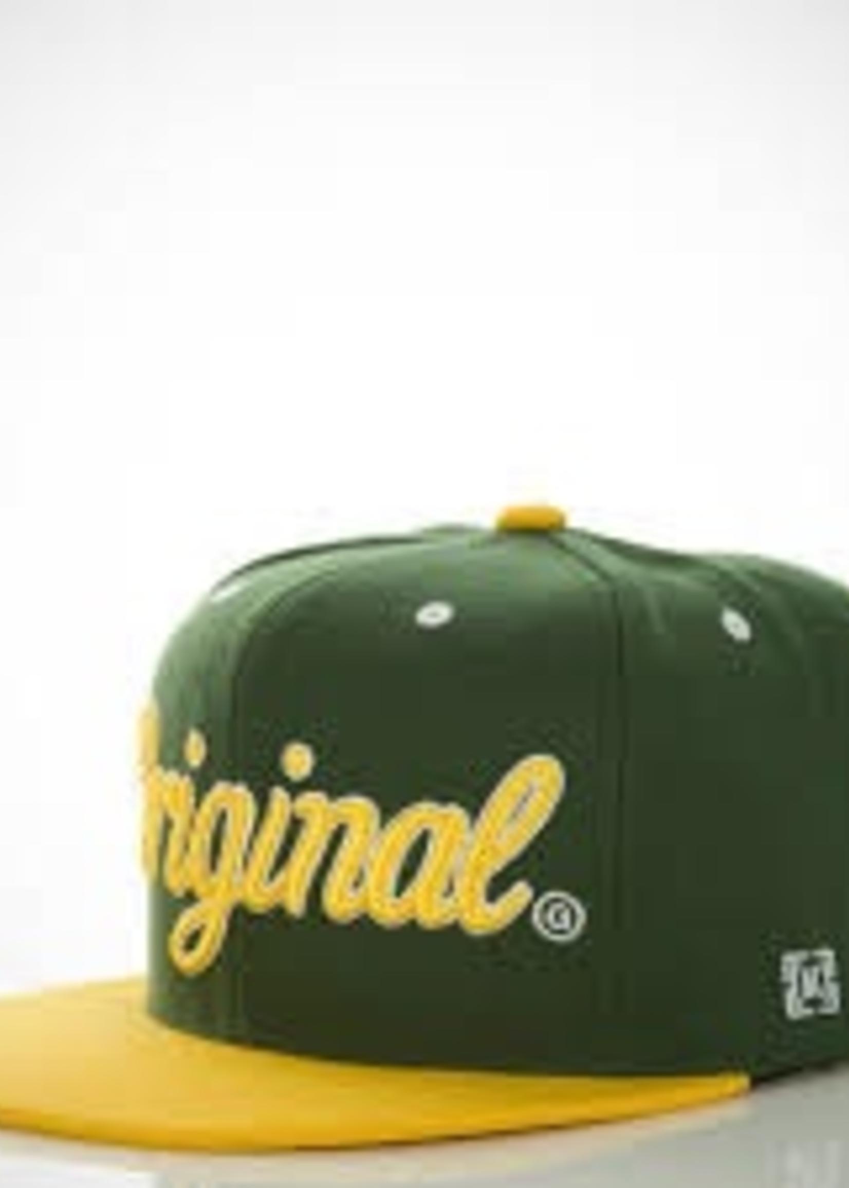 original 2 tone starter-green