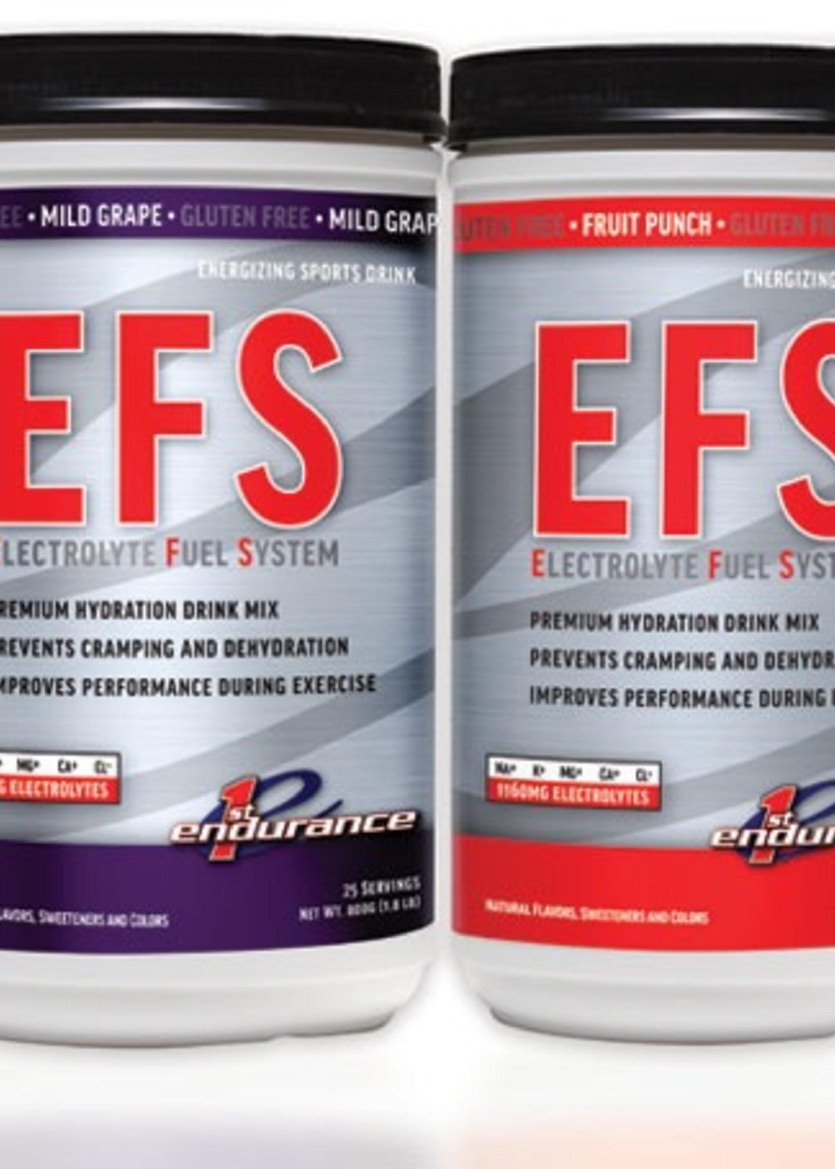 1st ENDURANCE - EFS DRINK MIX, 30 SERVING