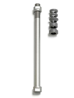 Tacx TACX T1711 TRAINER AXLE FOR THRU AXLE M12X1 - 142 X 12MM