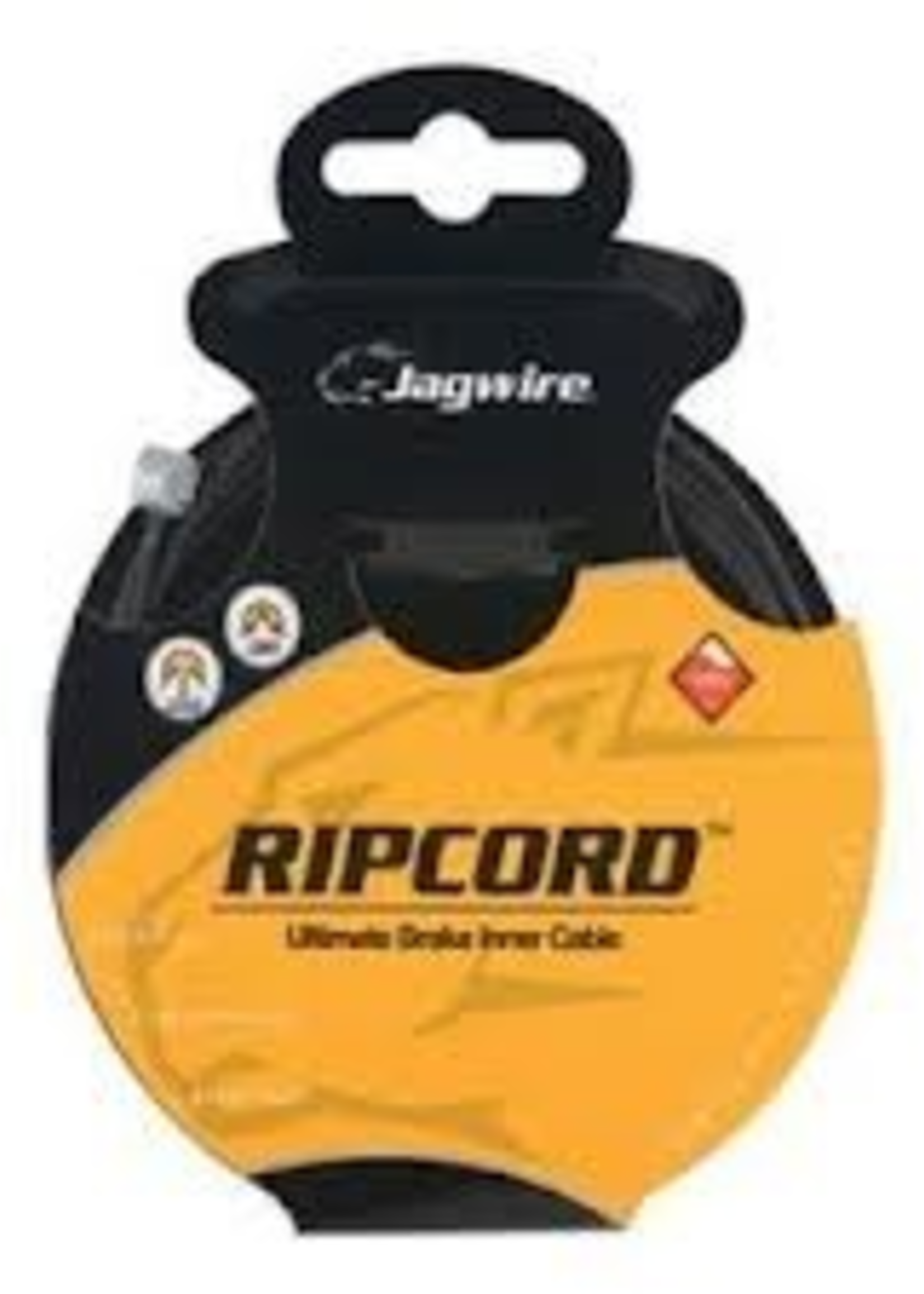 Jagwire Jagwire Ripcord Slick Brake Cable For ATB Tandem - Stainless Steel - 1.5X3500mm