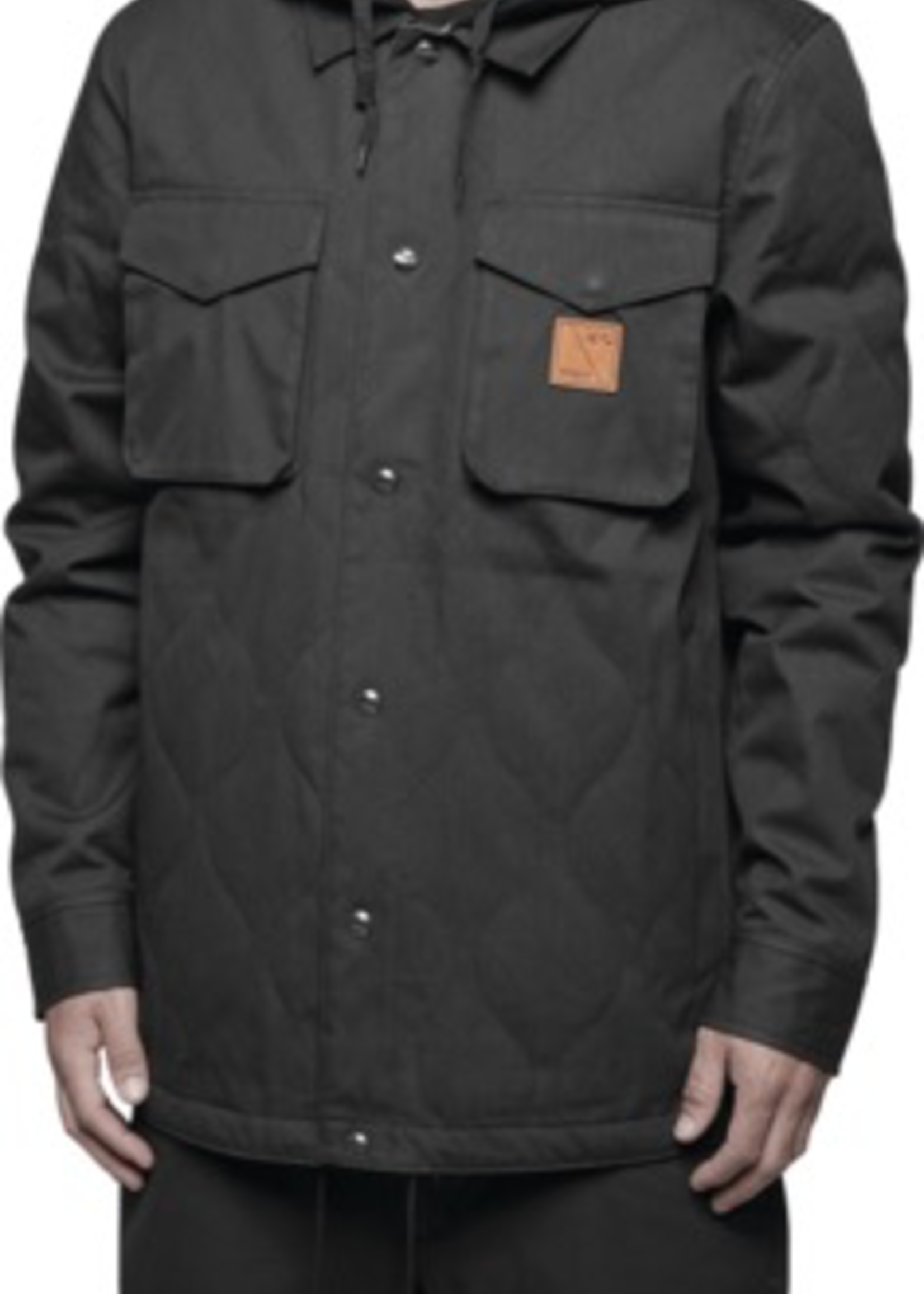 Thirty-two 32 MYDER JACKET BLACK SMALL