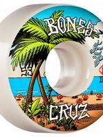POWELL BONES STF WHEELS - CRUZ BUENA VIDA V2 LOCKS - 53MM