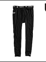 BURTON FIRST LAYER MENS MIDWEIGHT PANT SMALL BLACK
