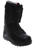 Thirty-two 32 BOOTS LASHED -  BLACK -7
