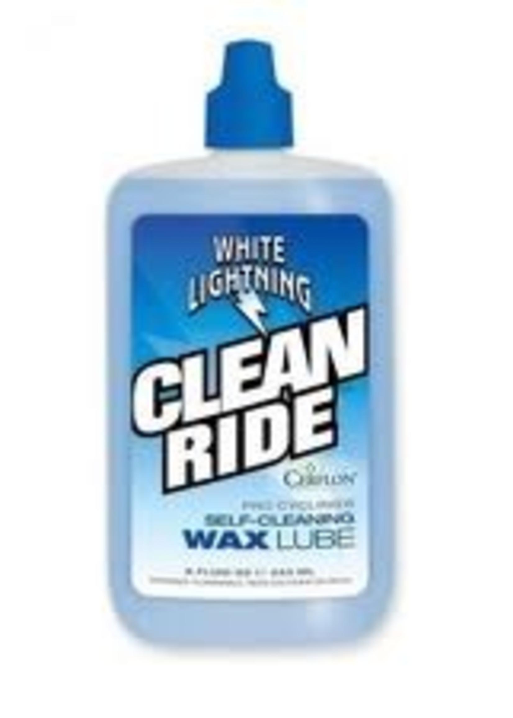 White Lightening WHITE LIGHTNING CLEAN RIDE 8 OZ 240ML