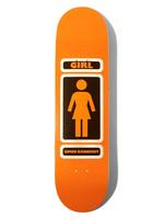 GIRL GIRL - BANNEROT 93 TIL INFINITY DECK 8.5