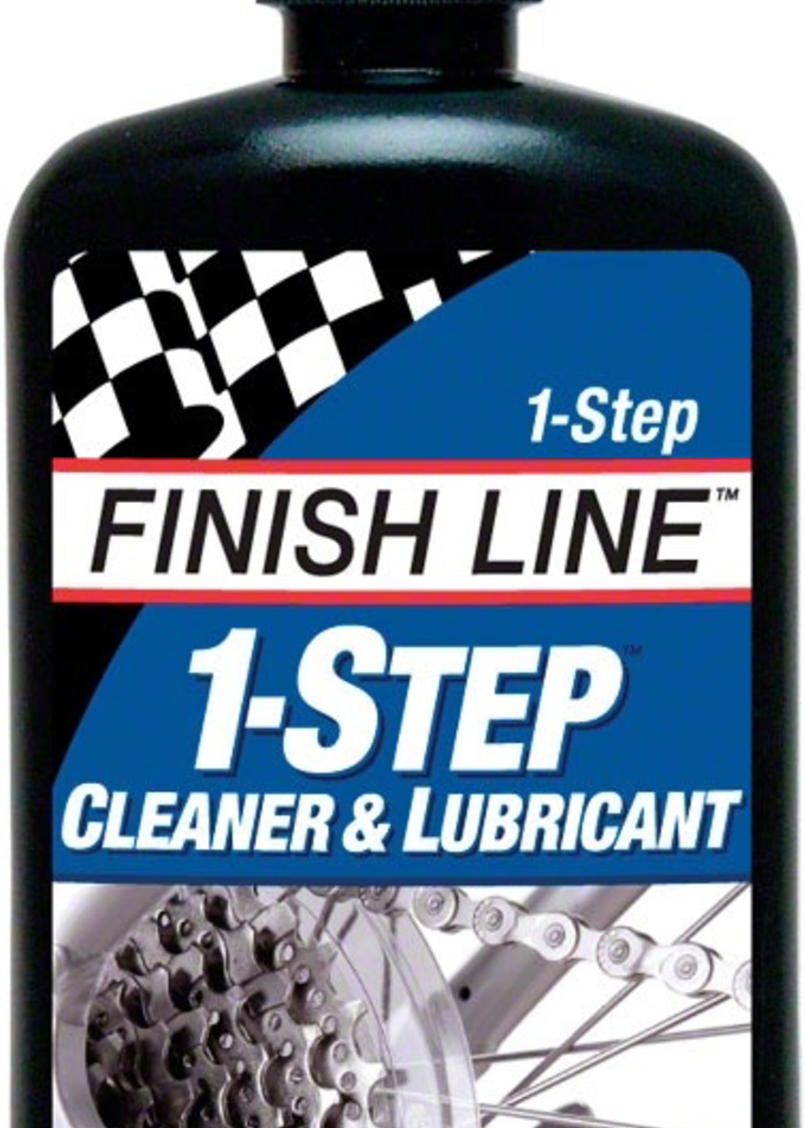 Finish Line FINISH LINE 1 STEP CLEANER / LUBRICANT 4 OZ