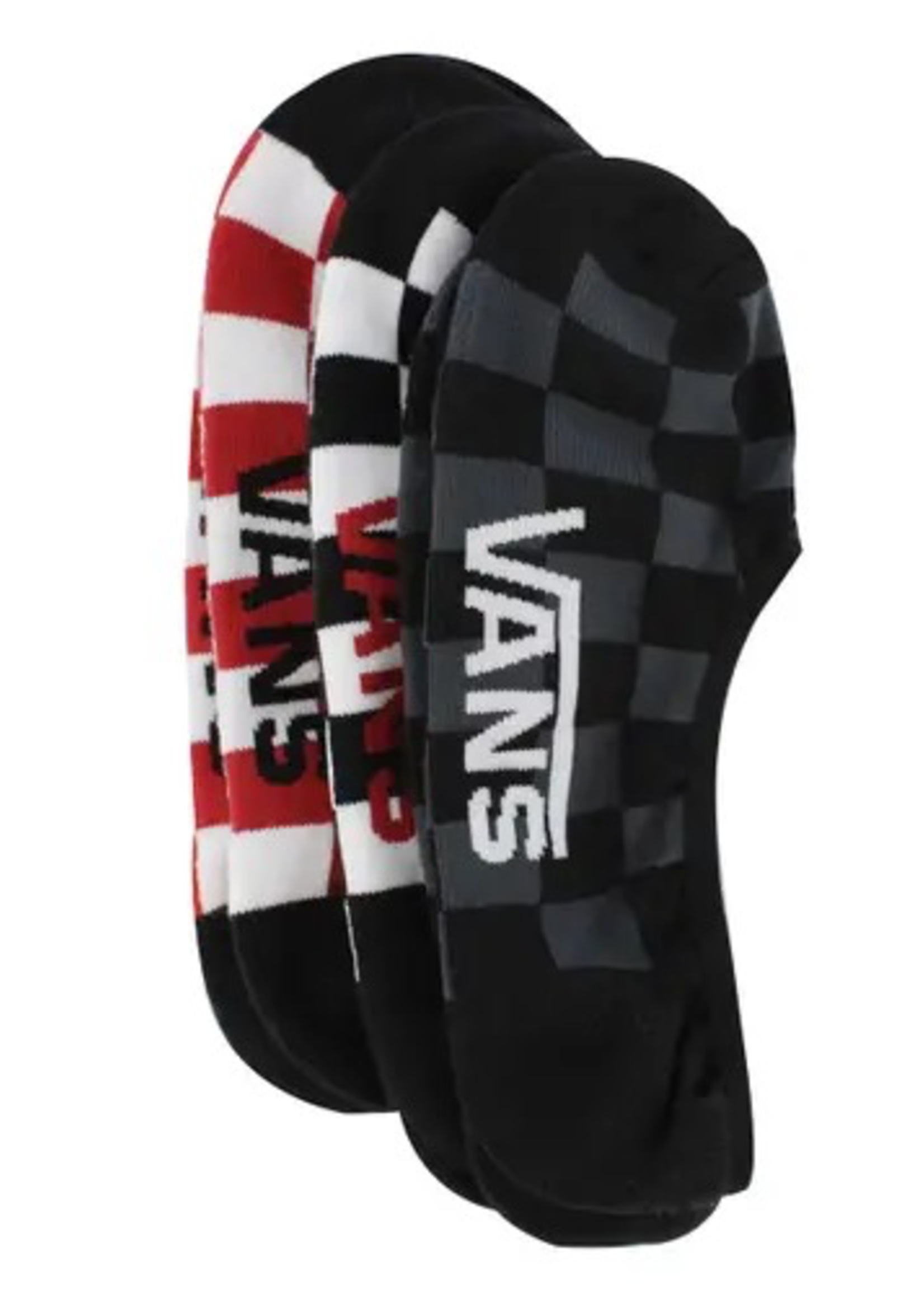 Vans VANS - ANKLE SOCKS 3 PACK