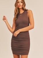 Tie Backless Dress