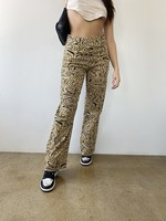Squiggle Lines Pants