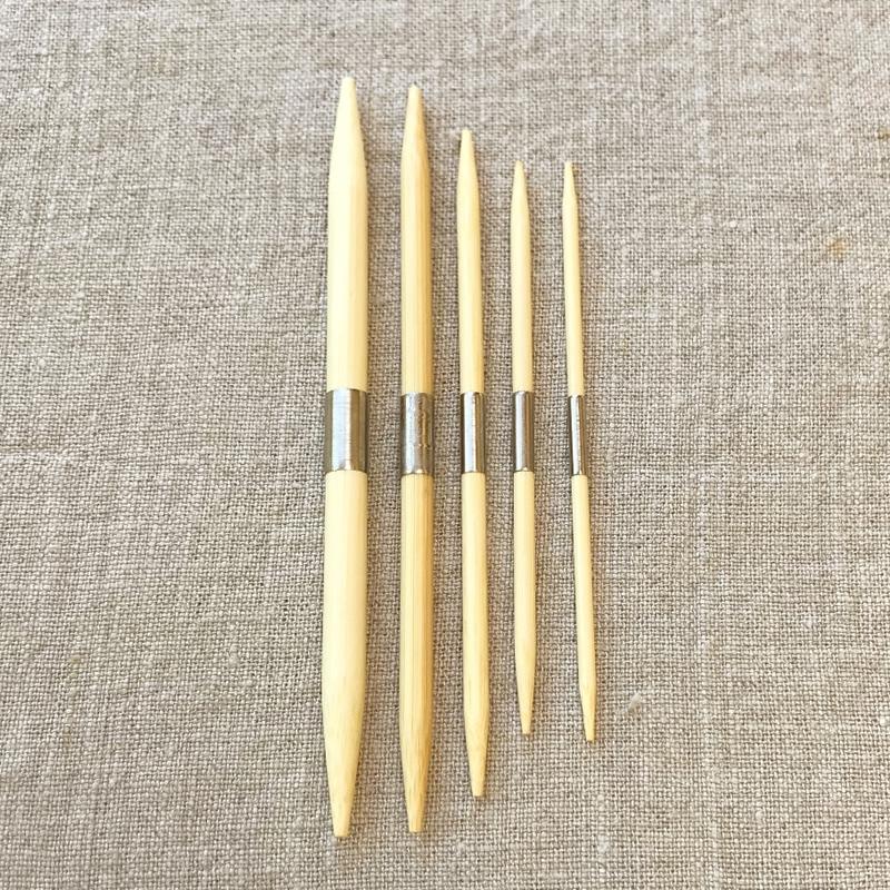 Cocoknits Cocoknits - Bamboo Cable Needles, 5 needles