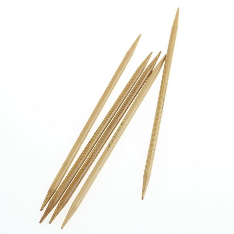 Hiya Hiya HiyaHiya - Bamboo 8-inch Double Pointed Needles