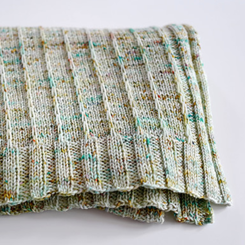 Espace Tricot Espace Tricot - Seaside Stroll Baby Blanket