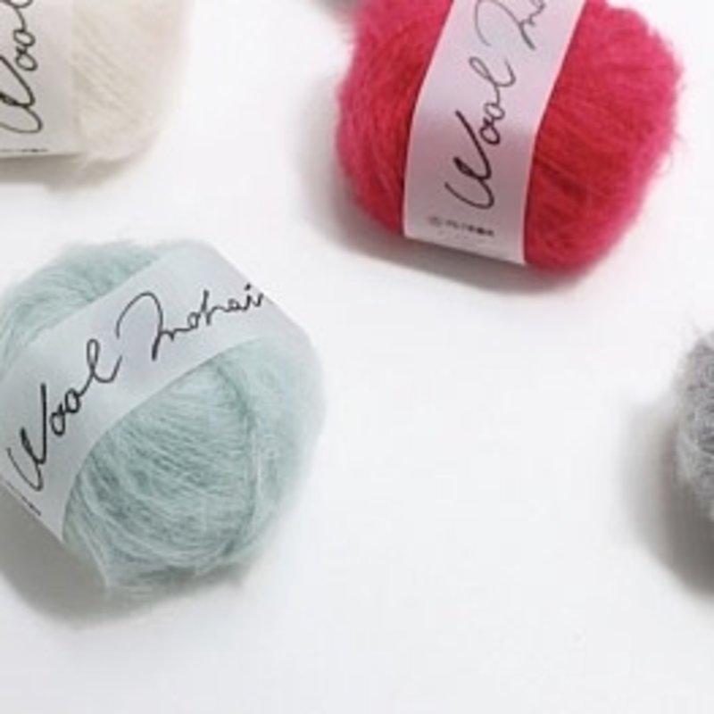 Daruma Daruma - Wool Mohair