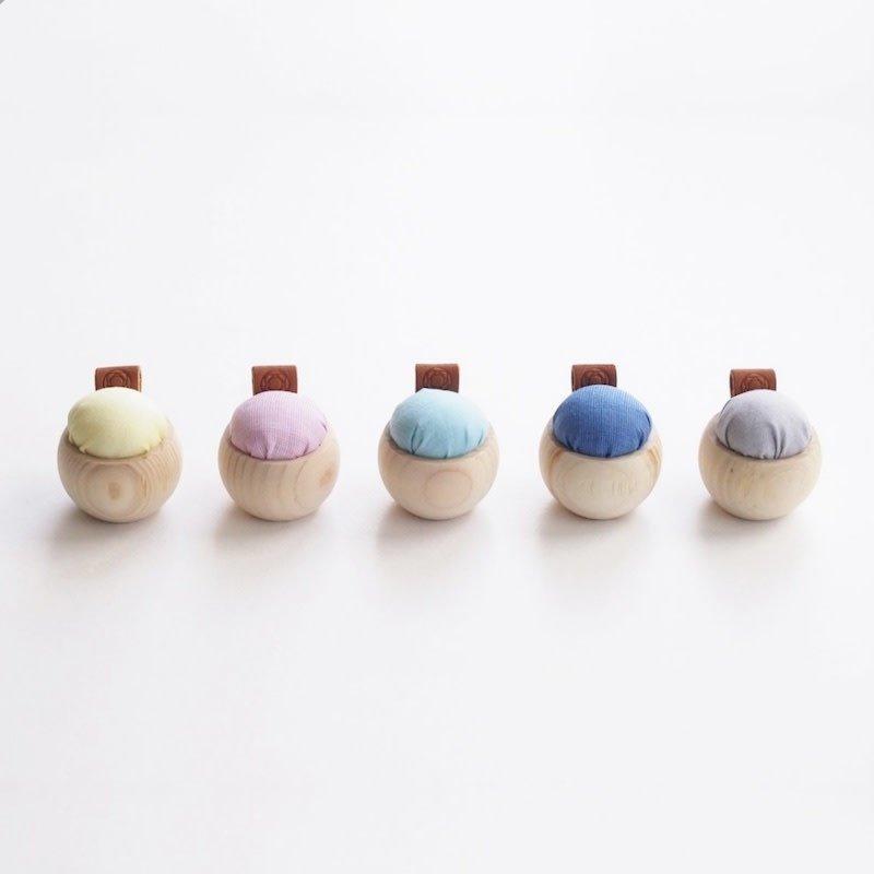 Cohana Cohana - Pincushions of Cypress and Banshu Textile